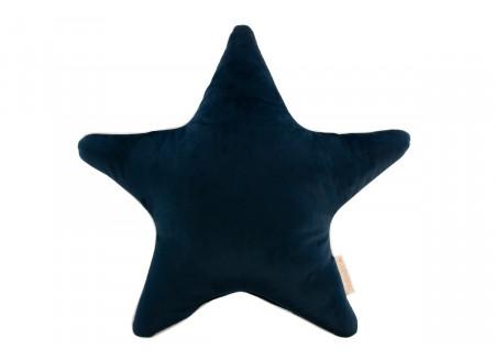 Cojín Aristote • velvet night blue