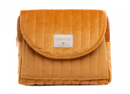 Savanna velvet Maternity Case farniente yellow