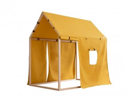 Casita Balear 146x96x150 farniente yellow