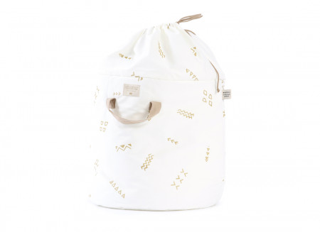Guarda juguetes Bamboo gold secrets/ white - 2 tallas
