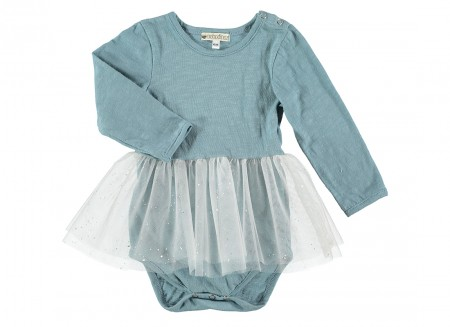 Broadway Body tutu Thalassa blue