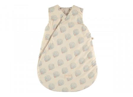 Saco de dormir de entretiempo Cocoon blue gatsby cream - 2 tallas