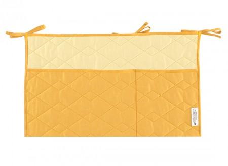 Organizador de cuna Sevilla 26x48 farniente yellow