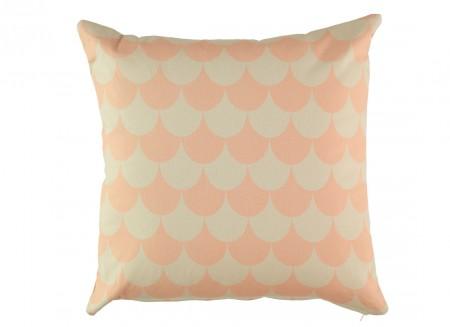 Cojin Athena 50x50 escamas rosas