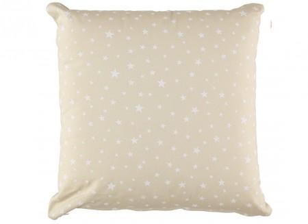 Cojin Athena 50x50 arena estrellas blancas