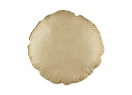 Cojín Macaron small oro