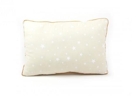 Cojin Jack 34x23 arena estrellas blancas