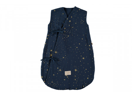 Saco de dormir de verano Dreamy gold stella night blue - 2 sizes