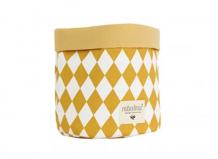 Cesta Mambo rombos miel - 3 tallas