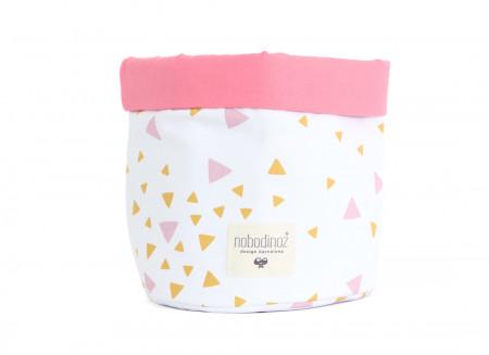 Cesta Mambo chispas rosas y miel - 3 tallas