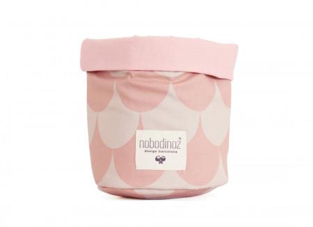 Cesta Mambo escamas rosas - 3 tallas