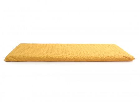 Colchoneta de suelo Monaco 120X60X4 farniente yellow