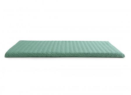 Colchoneta de suelo Monaco 128X68X4 siesta green