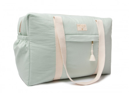 Bolsa de maternidad impermeable Opera 29x46x20 aqua
