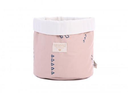 Cesta Panda blue secrets/ misty pink - 3 tallas