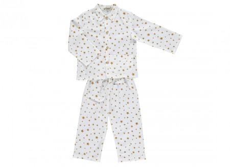 estrellas mostaza hong kong pyjama