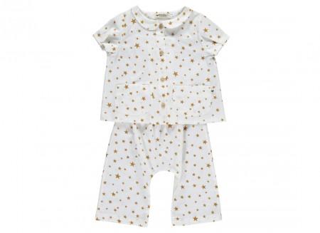 estrellas mostaza singapore pyjama