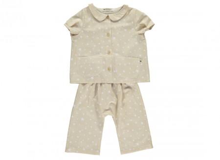 arena estrellas blancas singapore pyjama