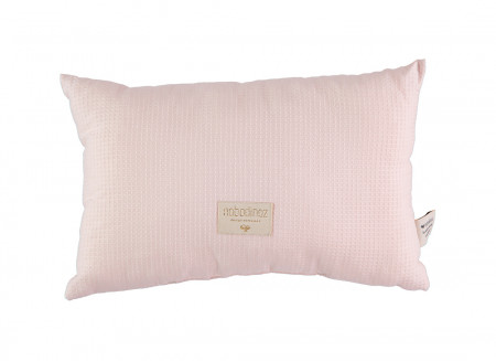 Cojin Laurel nido de abeja 22x35 dream pink