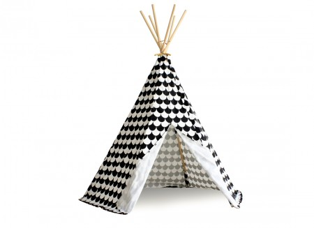 Tipi Arizona • black scales