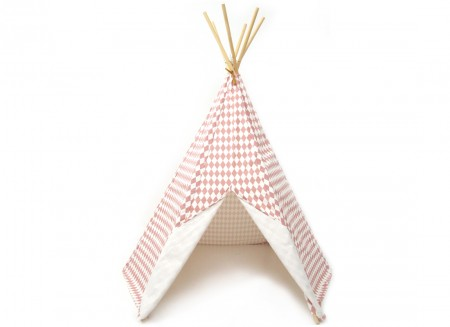 Tipi Arizona • pink diamonds
