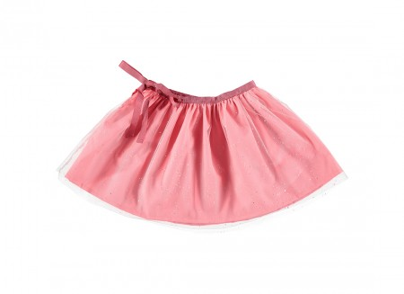 Tutu Hollywood Indian pink