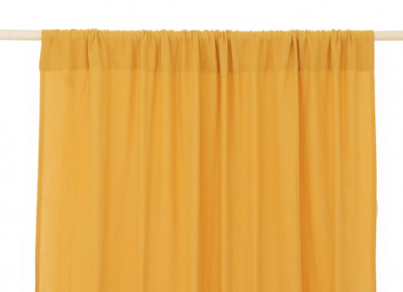 Cortina Utopia 146x280 farniente yellow