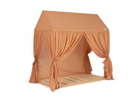 Cama cabaña Vera Eyelet Lace • sienna brown