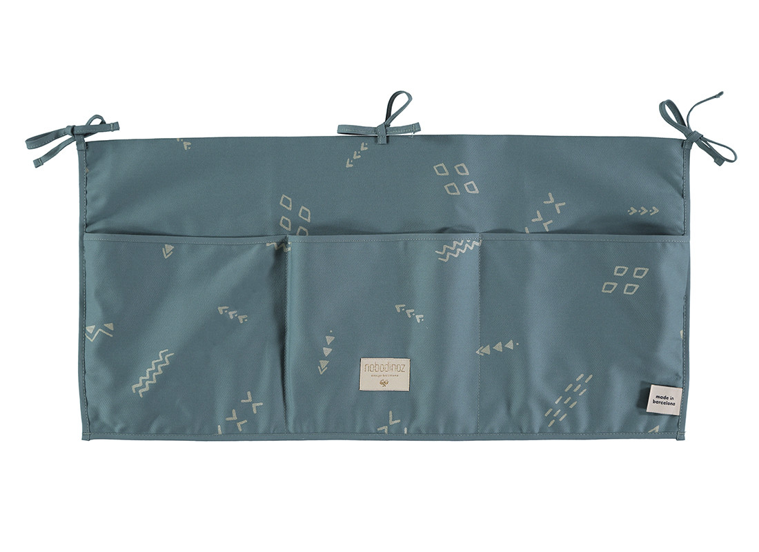 Organizador de cuna Merlin 30x60 gold secrets/ magic green