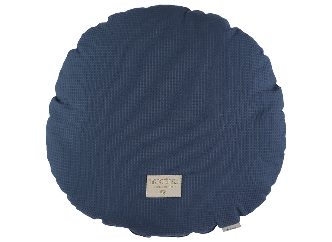 Cojin Newton 40x40 night blue