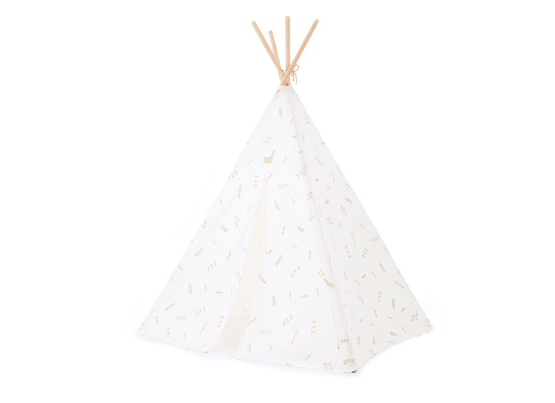 Tipi Phoenix 149x100 gold secrets/ white