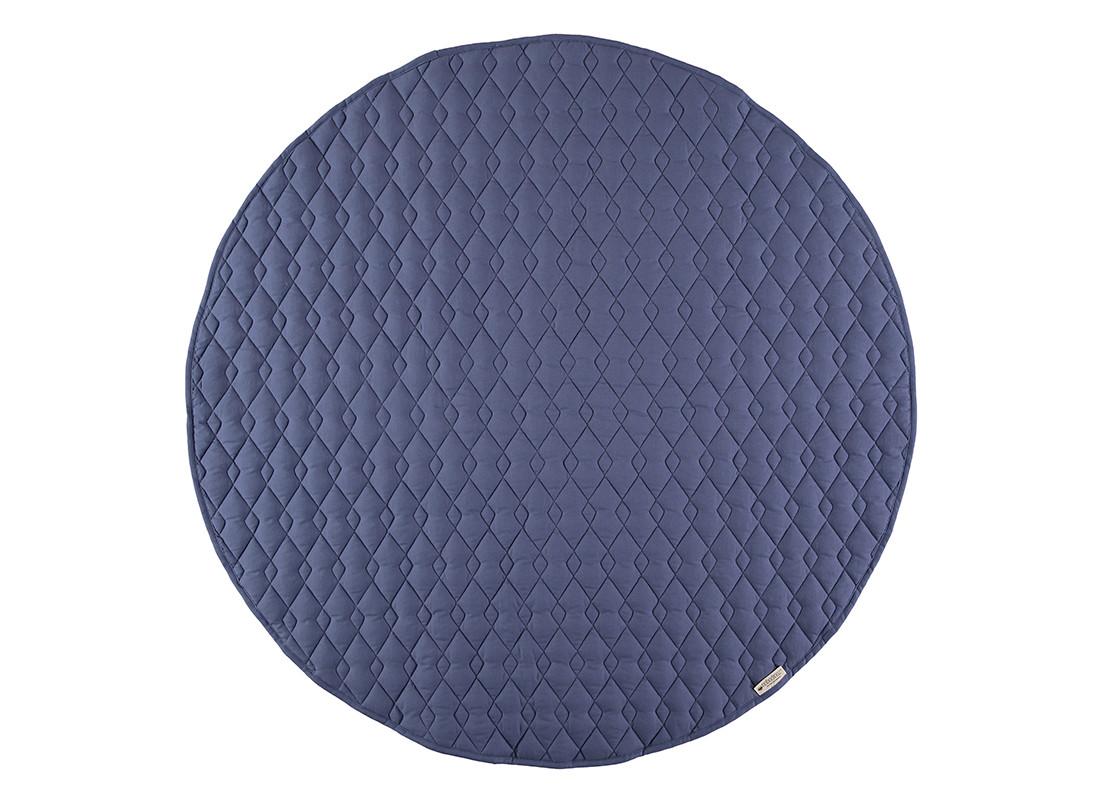 Alfombra de juego Kiowa 105x105 aegean blue