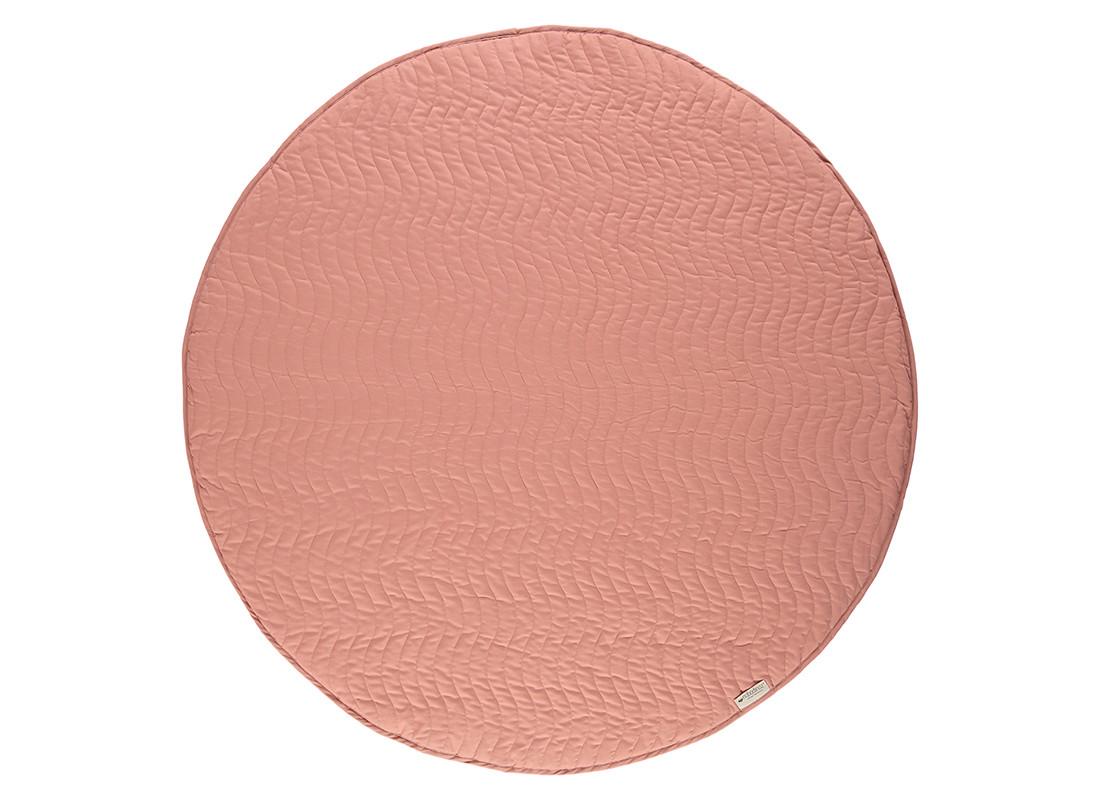 Alfombra de juego Kiowa 105x105 dolce vita pink