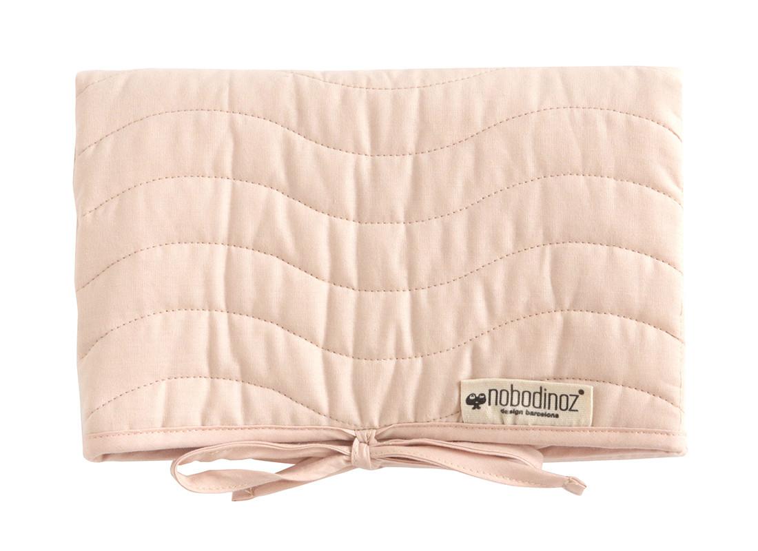 Cambiador de viaje Marbella 45x65 bloom pink