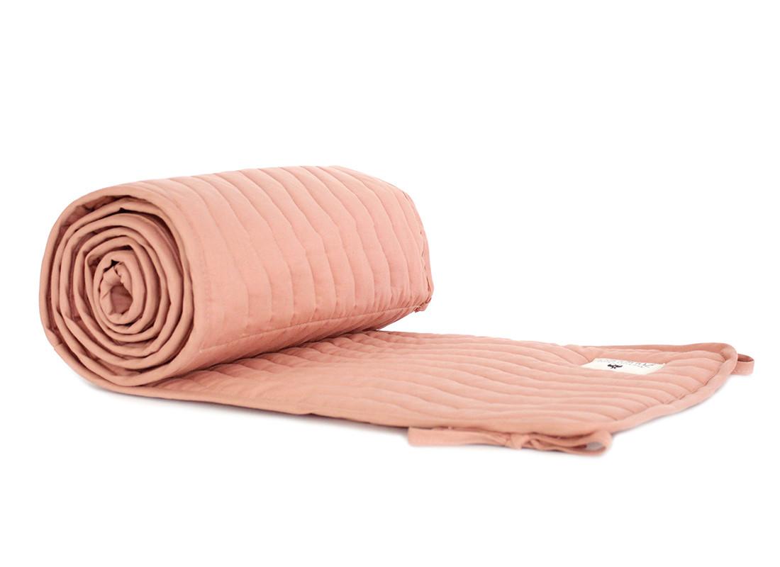 Protector de cuna Alexandria dolce vita pink