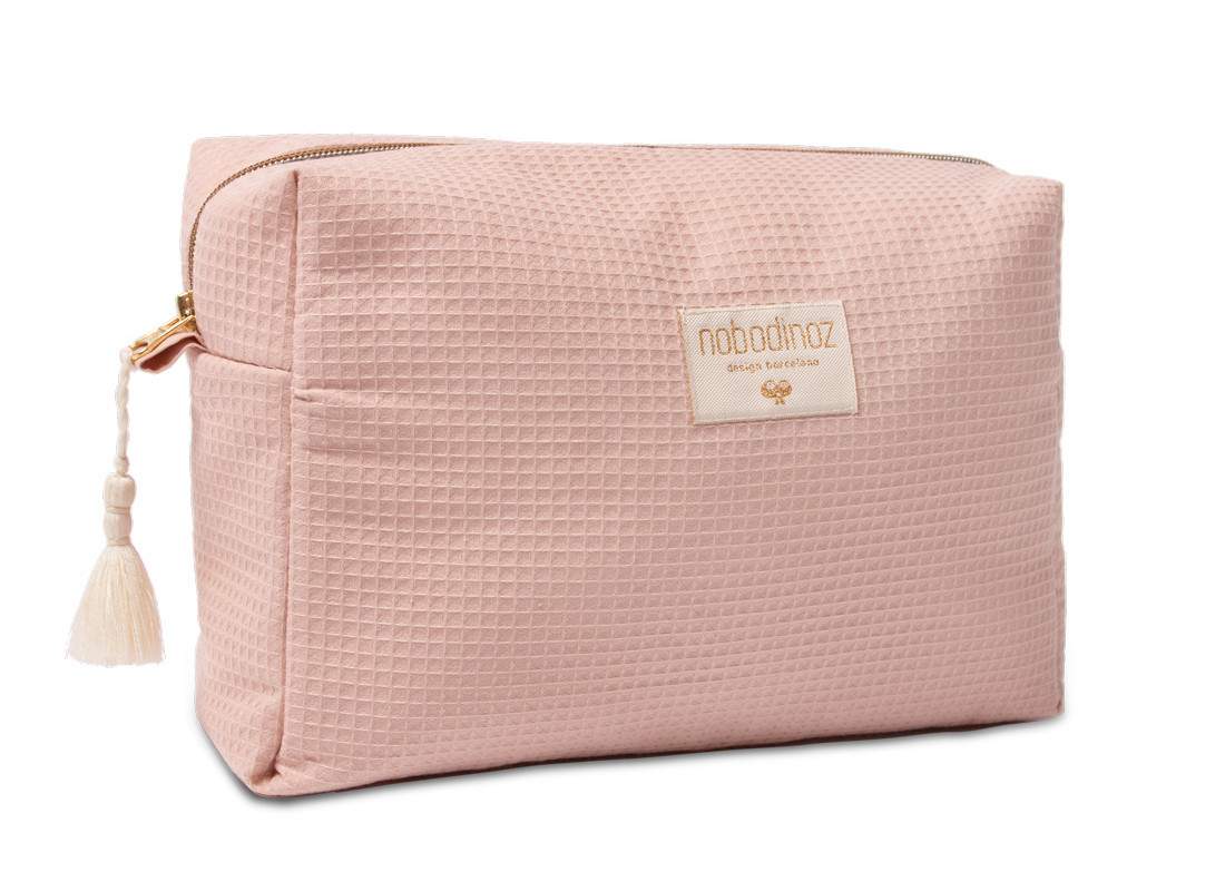 Neceser impermeable Diva 25x16x10 misty pink