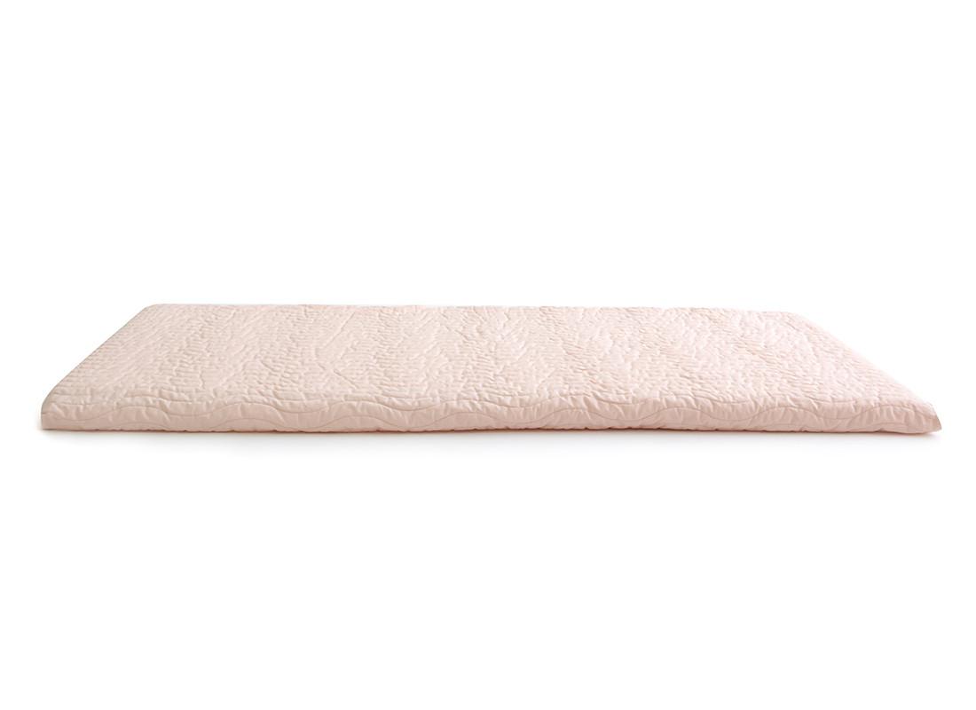 Colchoneta de suelo Monaco 128X68X4 bloom pink
