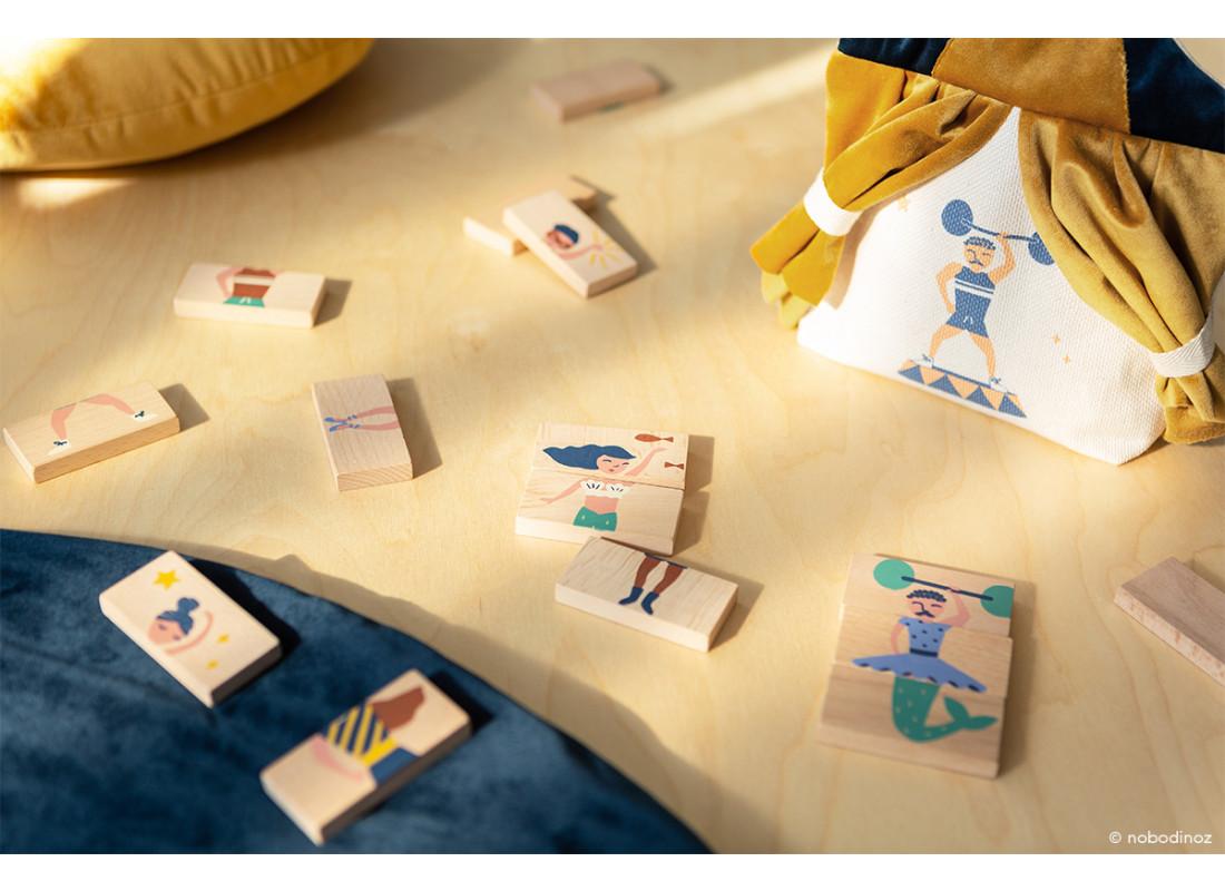 Puzzle de madera Meli-Melo