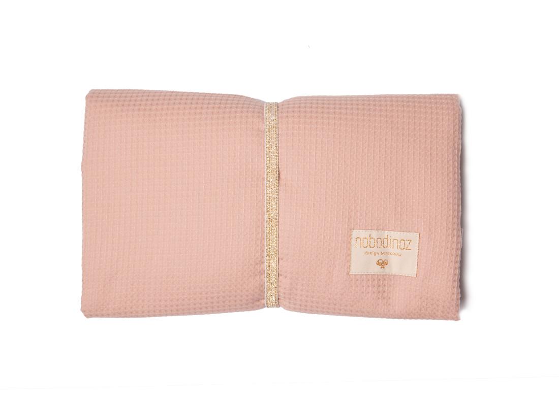 Cambiador de viaje Mozart misty pink