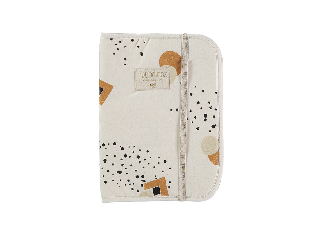 Funda carnet de salud Poema A5 24x18 sunset eclipse/ natural