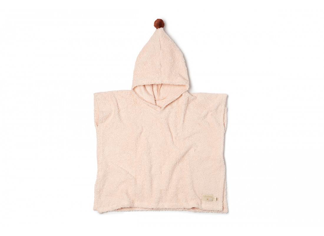 Poncho de baño 3-5a So Cute • pink