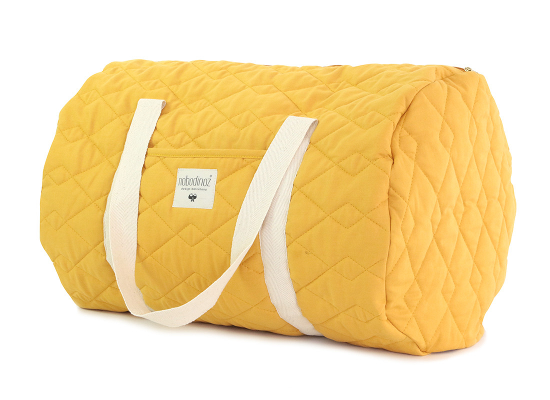 Bolsa weekend Los Angeles 30x45x30 farniente yellow