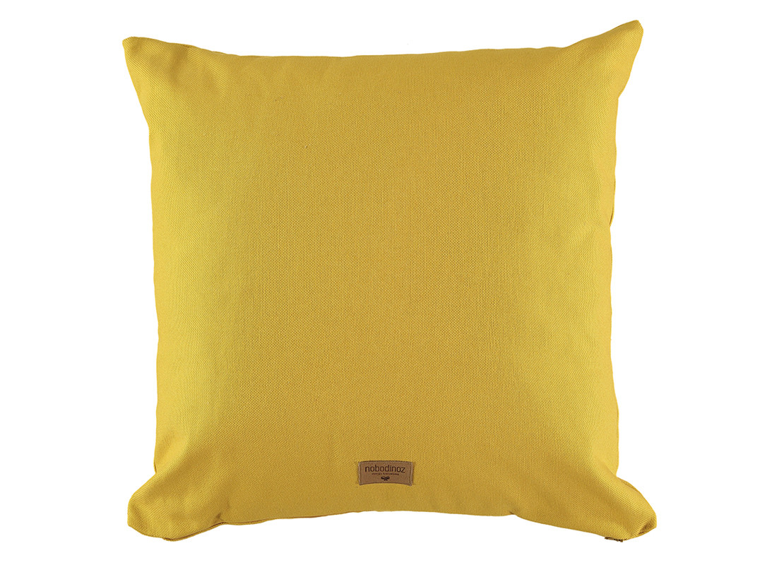 Aladdin cushion 60x60 farniente yellow