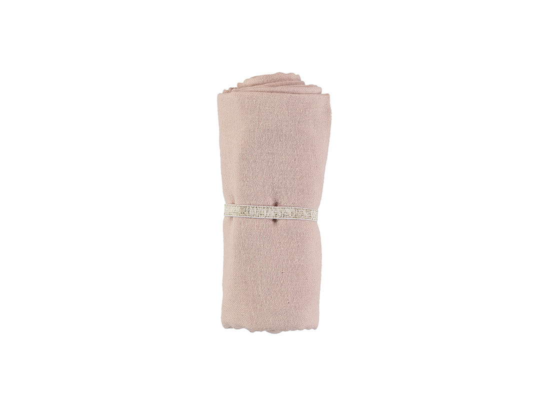 Baby Love swaddle 70x70 bloom pink