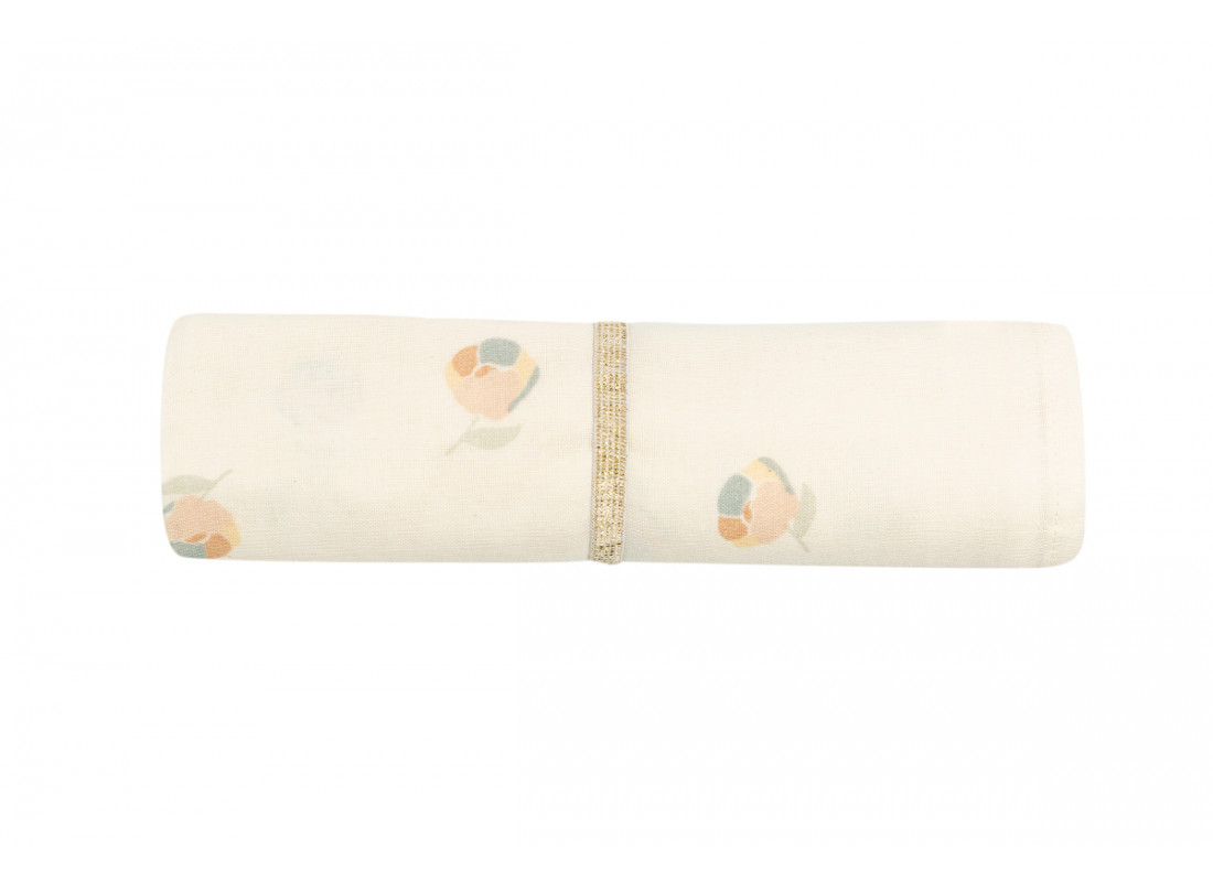 Butterfly swaddle • blossom