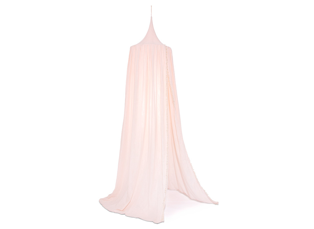 Amour canopy pompom dream pink