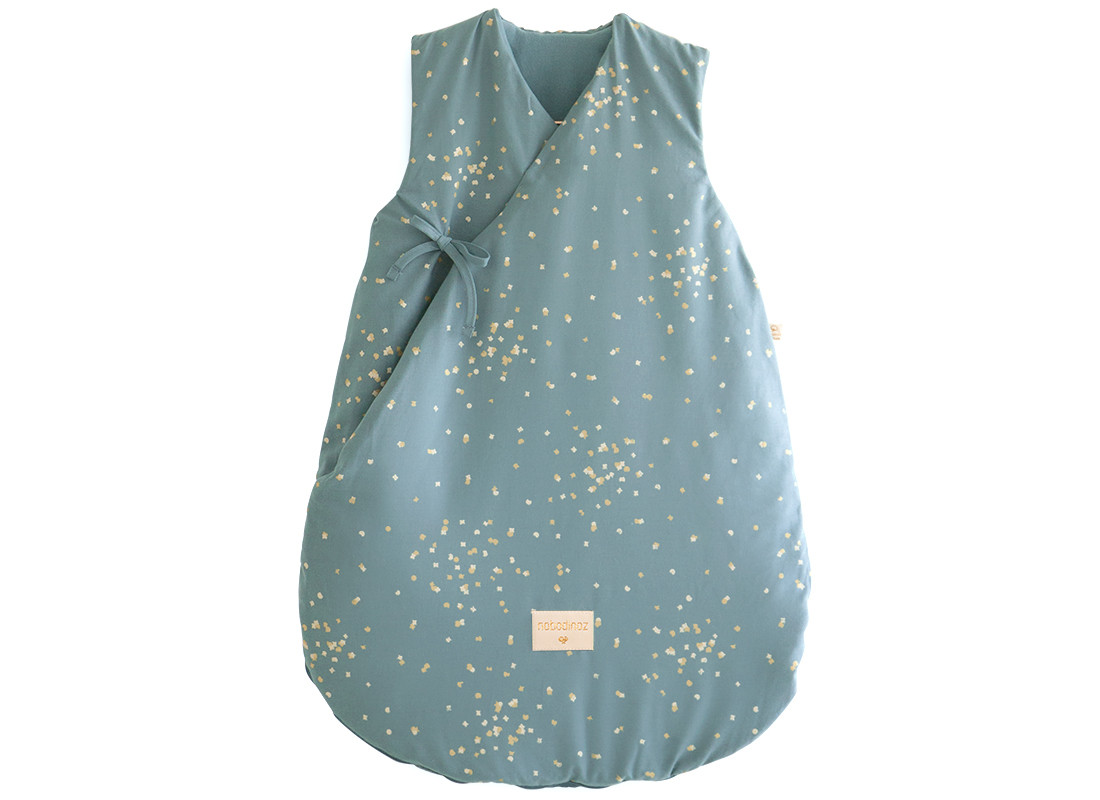 Cloud winter sleeping bag gold confetti/ magic green - 2 sizes