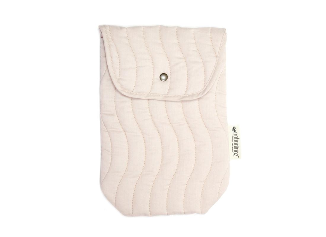 Granada diaper case 28x18 bloom pink