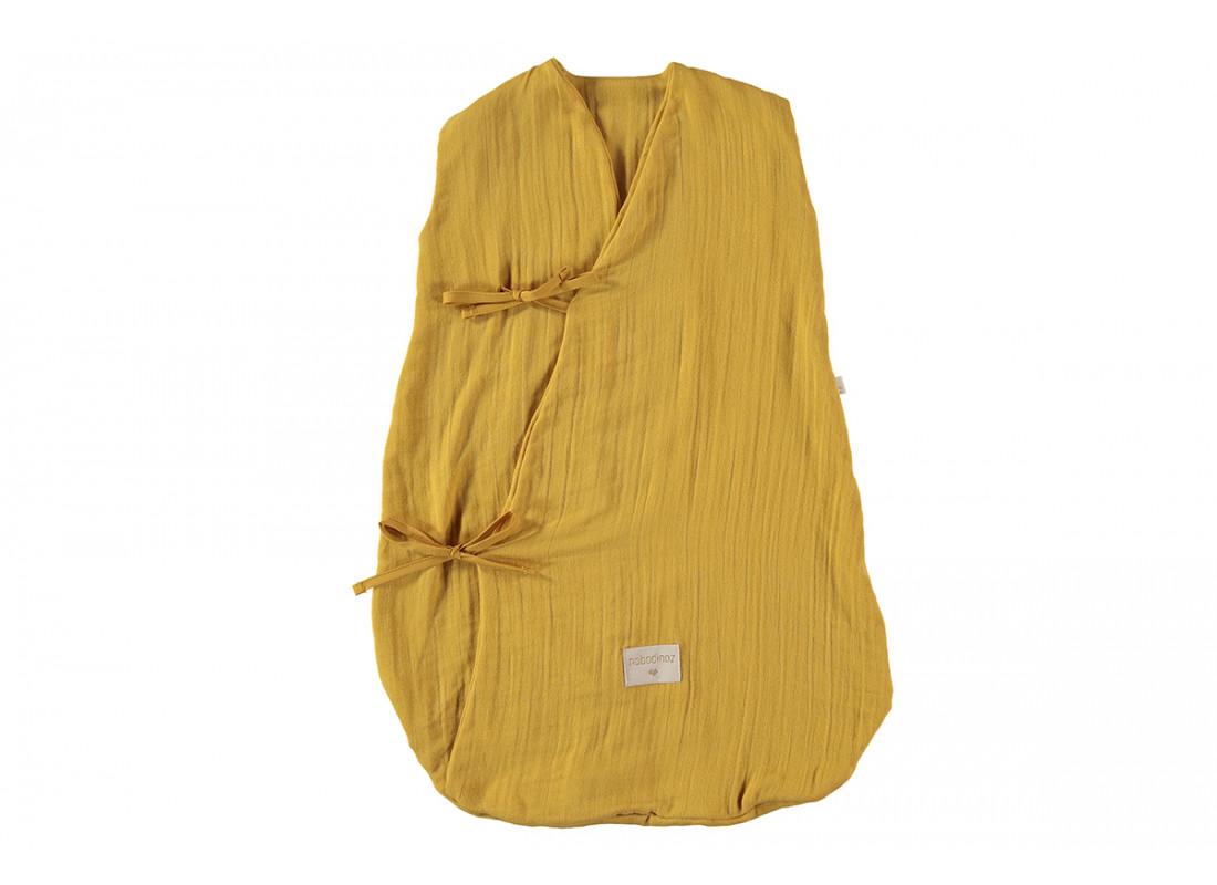 Dreamy summer sleeping bag farniente yellow - 2 sizes