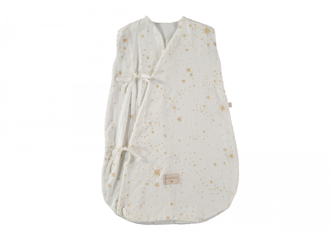 Dreamy summer sleeping bag gold stella white - 2 sizes